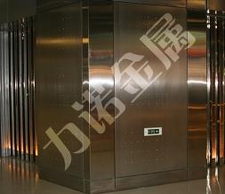 彩色不锈钢电梯