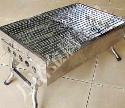 通辽不锈钢烤炉