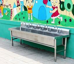 不锈钢洗手池卫生洁具