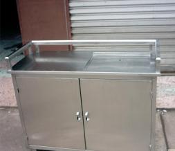 不锈钢食品柜